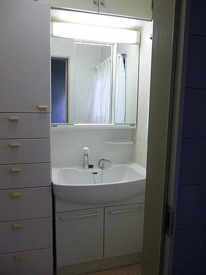 After ノーリツ 洗面化粧台 シャンピーヌS ノーリツ 洗面化粧台 シャンピーヌS 750 LEM-753H/W + LSB-70JWN1A 131009-2A