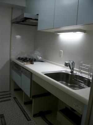 クリナップ システムキッチン ラクエラ 2300mm Ⅰ型